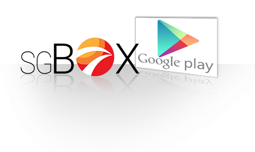 sgBox ho tro Google Play
